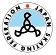 日本スケート連盟のマーク
