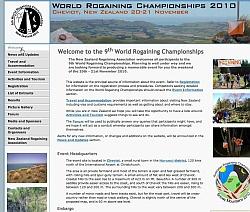 世界ロゲイニング選手権2010