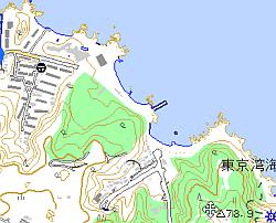 観音崎電子国土9000