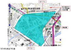 横浜西口(1874)