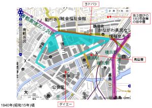 横浜西口(1940)