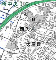 電子地形図2