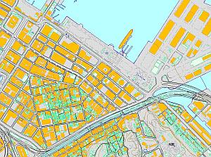 基盤地図情報の例