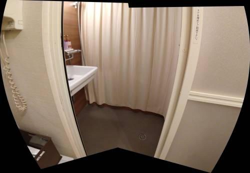 ホテル室内1