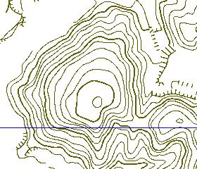 (1)数値地図(地図画像)