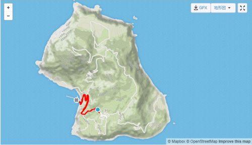 悪石島course
